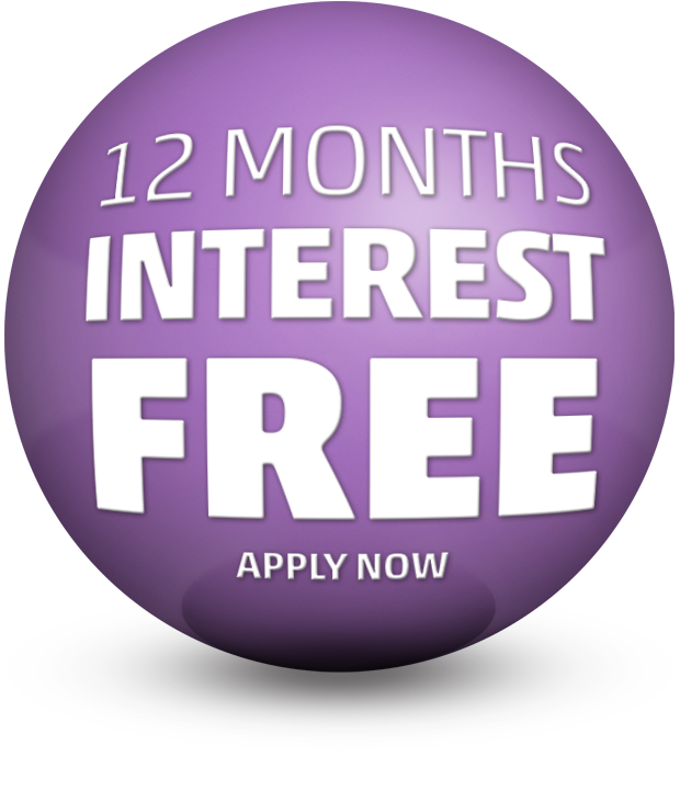 12 months interest free on lounges